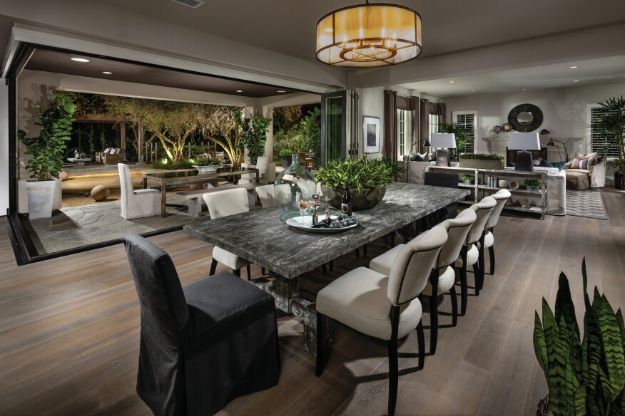 Five Forces Reshaping Floor Plan Design in 2018 | Builder Magazine ...