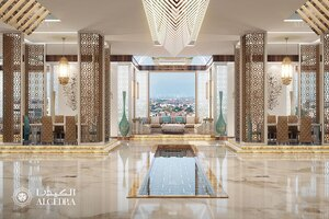 High End Arabic Restaurant Interior Design Architect Magazine