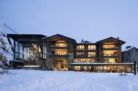 Caldera House Melds Après Ski Culture and Contemporary Design
