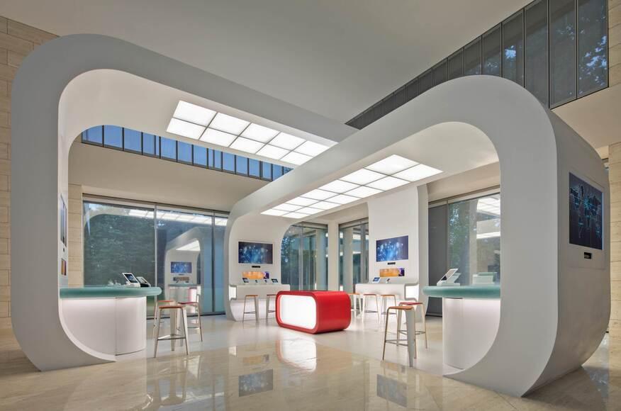 Lobby Showcase Architect Magazine Purchase Ny