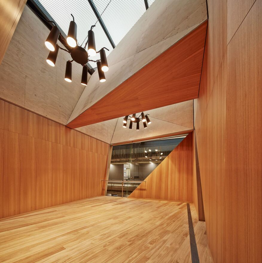 Inside The Designers Studio: Faculty Of Architecture, Building And Planning, Designed By John Wardle Architects And NADAAA In