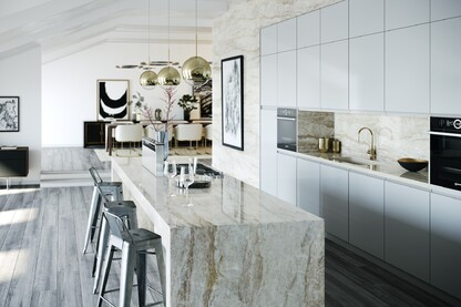 Cabinets And Counters Pull Kitchens Together Builder Magazine