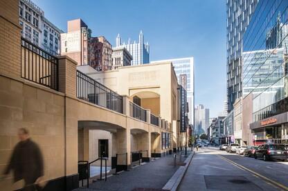 Carnegie Mellon University Gates and Hillman Centers