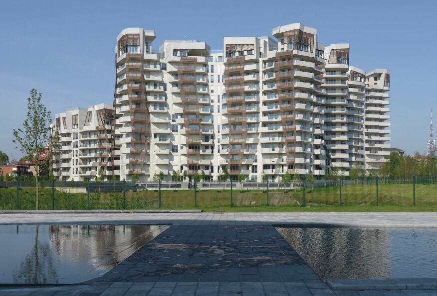 CityLife | Architect Magazine | Urban Development, Multifamily ...