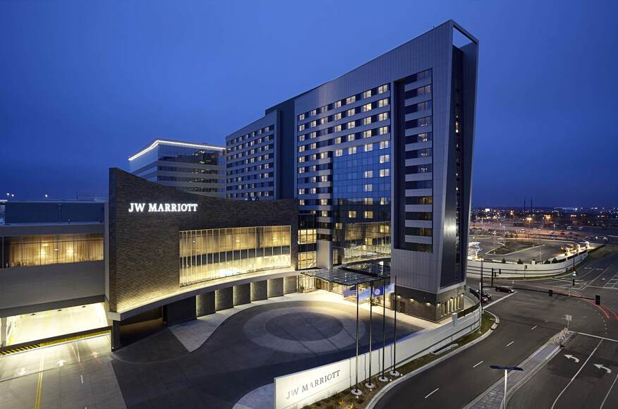 Marriott Hotel Near Downtown Nashville