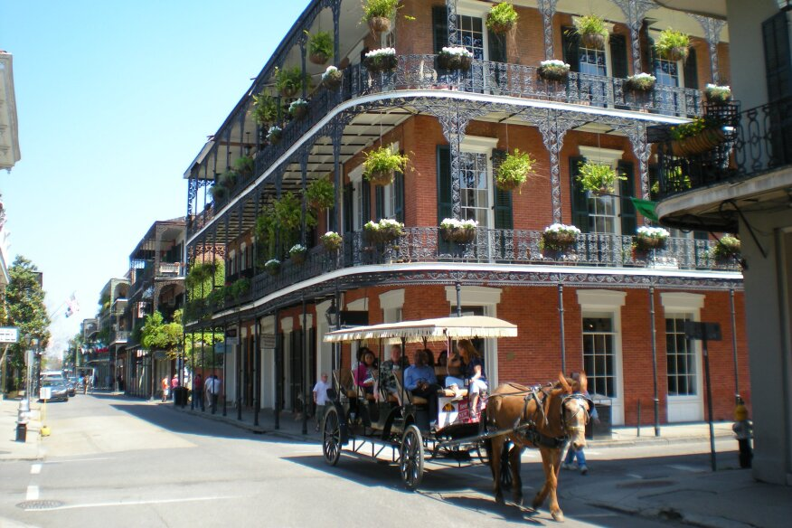Exploring New Orleans During The Pool Spa Patio Expo Pool Spa