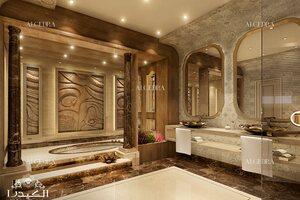 Luxury Bathroom Design In Abu Dhabi Architect Magazine