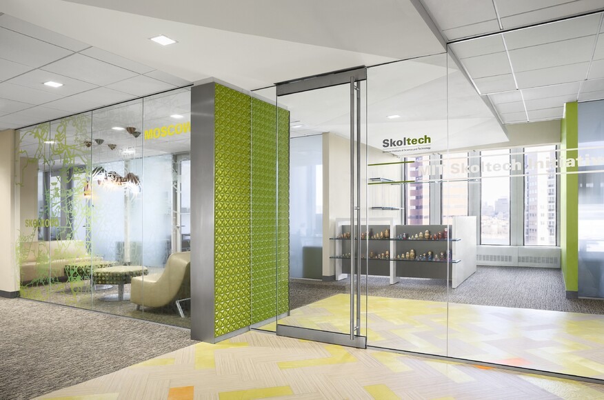 Massachusetts institute of technology skoltech initiative academic offices