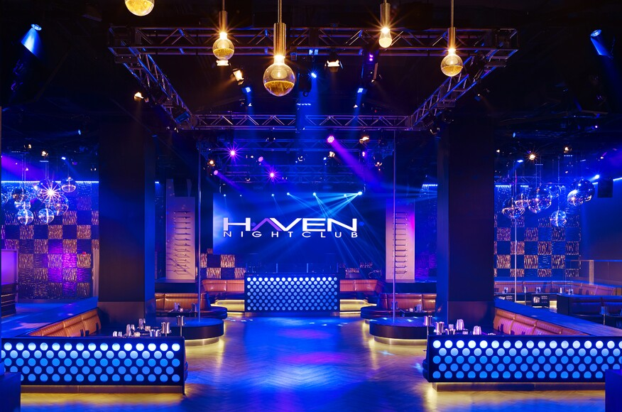 Haven Nightclub Architect Magazine Sosh Architects