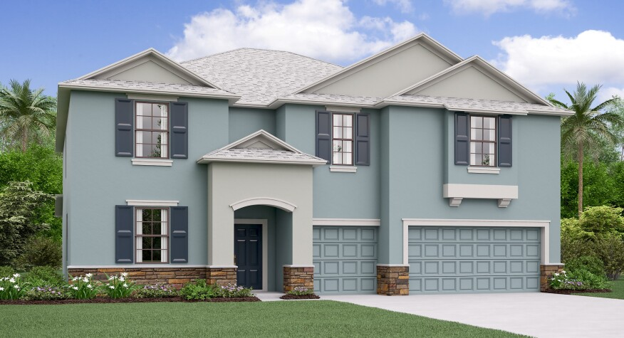 Lennar Now Building Homes in Zephyrhills, Fla  | Builder Magazine