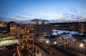 DALARNA MEDIA LIBRARY | Architect Magazine