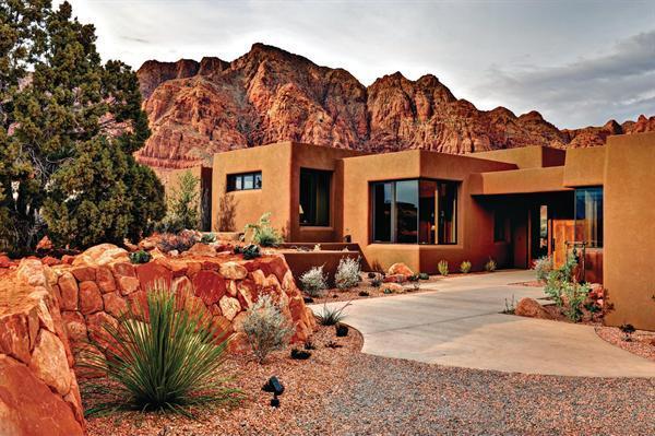 Terra Caelo Custom Home Magazine J2 Construction