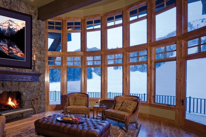 Four new and updated high performance windows for High performance windows