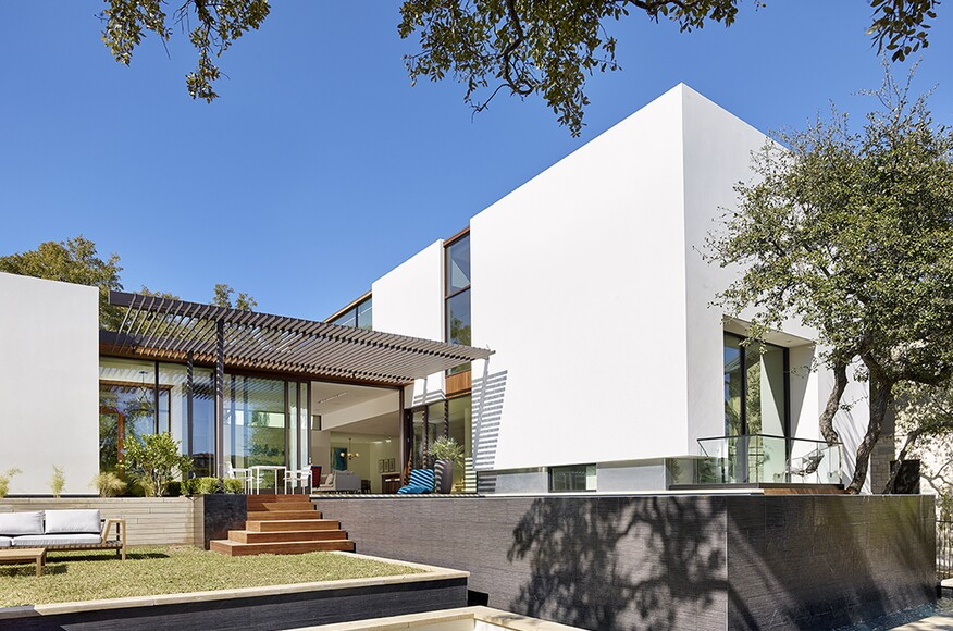 Bunny Run Residence | Custom Home Magazine | Alterstudio, Austin ...