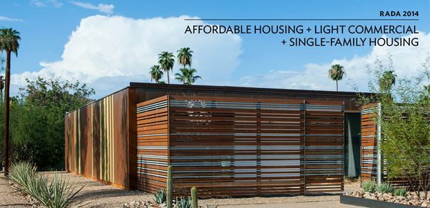 Winners in Affordable Housing, Light Commercial, and Single Family ...