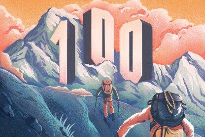 2018 ProSales 100 logo