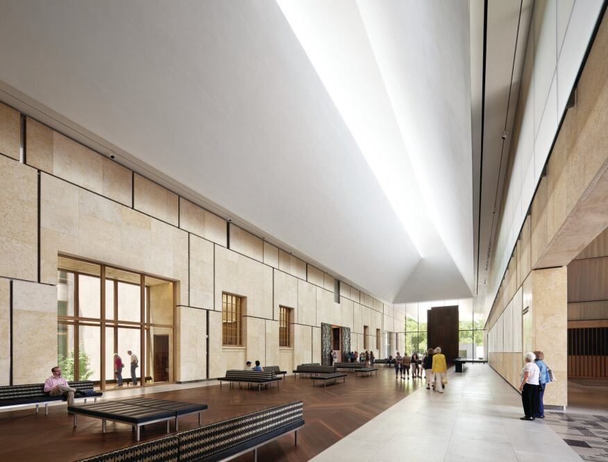 2013 AIA Honor Awards: The Barnes Foundation   Architect ...