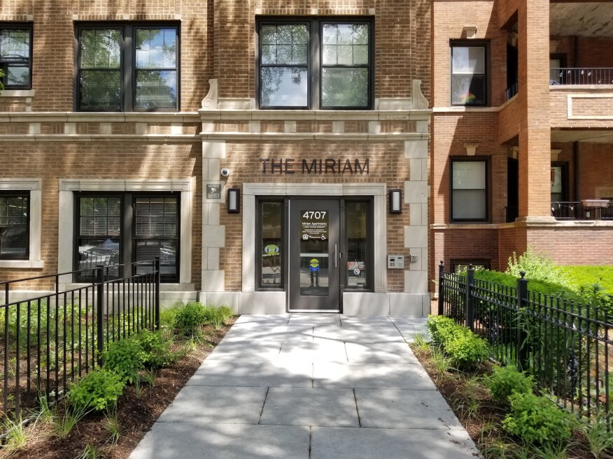 Affordable Housing Finance: Nonprofit Modernizes 1920s Chicago SRO Building