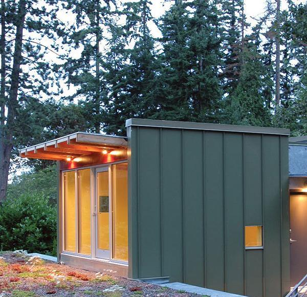 Office Garage By Ultra Architects: Architect Magazine