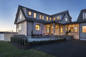 Sandbar Residence Architect Magazine Union Studio Architecture