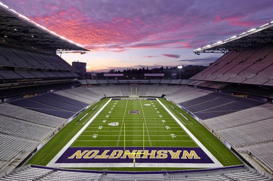 University of Washington Husky Stadium Renovation and ...