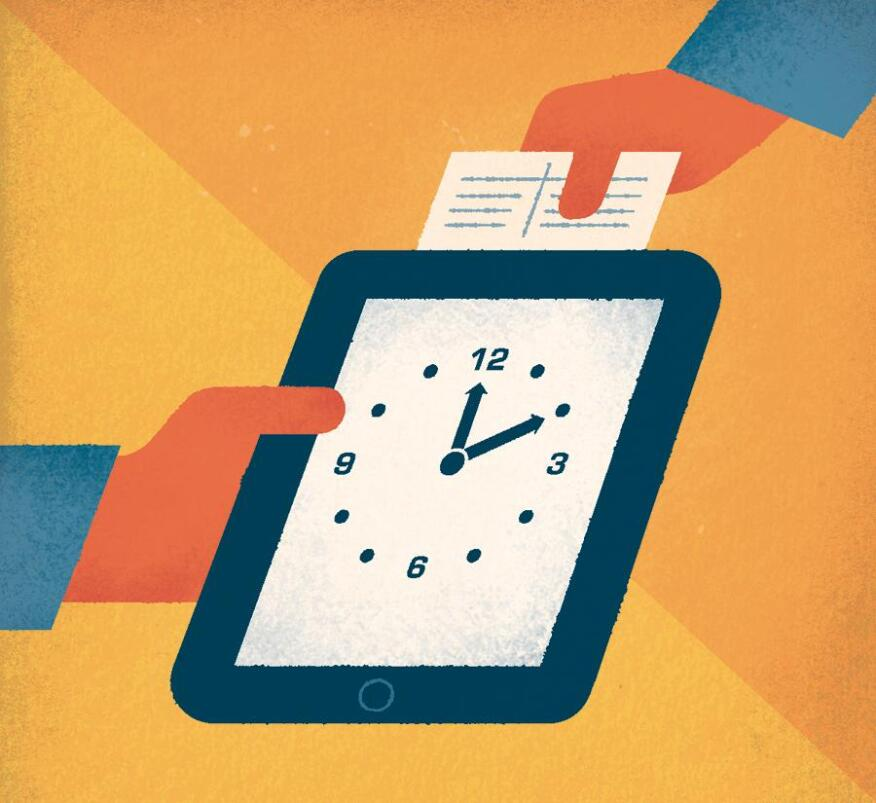 It's About Time: Job Clocks Boost Employee Punctuality