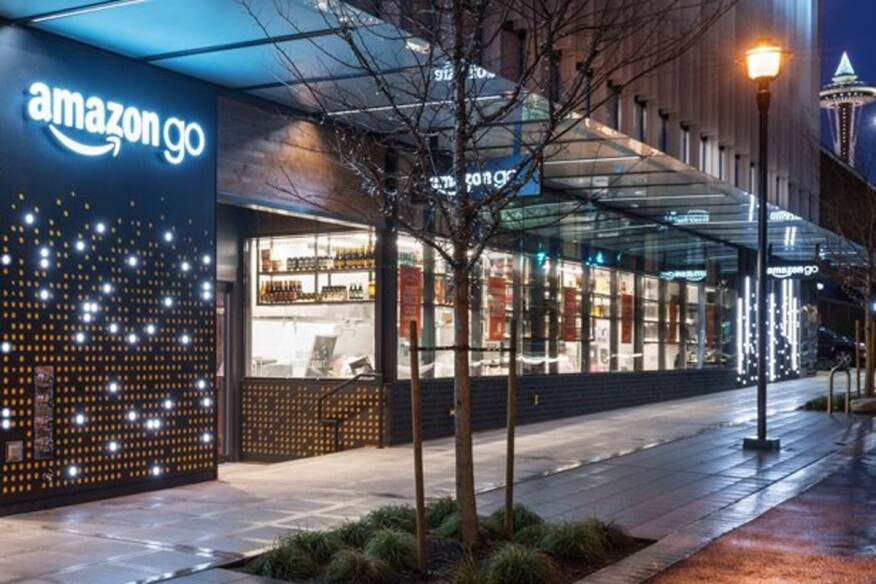 this week in tech amazon go opens cashier less store in seattle