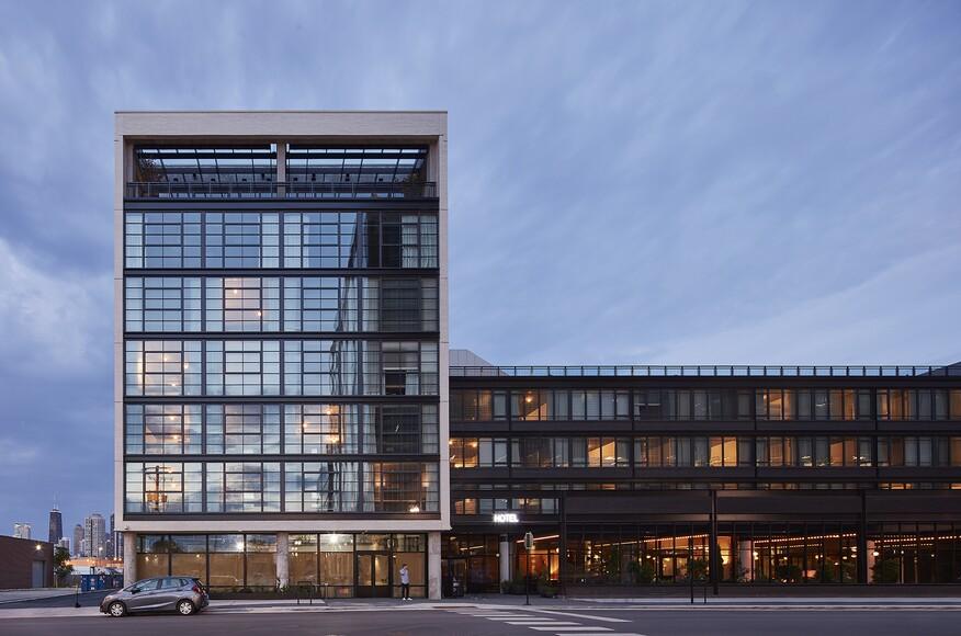 Ace Hotel Chicago GREC Architects
