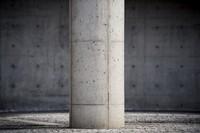 混凝土支柱采用粘接涂层,延长结构寿命