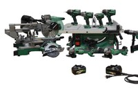 Metabo HPT Adds 10-inch Table Saw to Cordless/Corded MultiVolt Platform