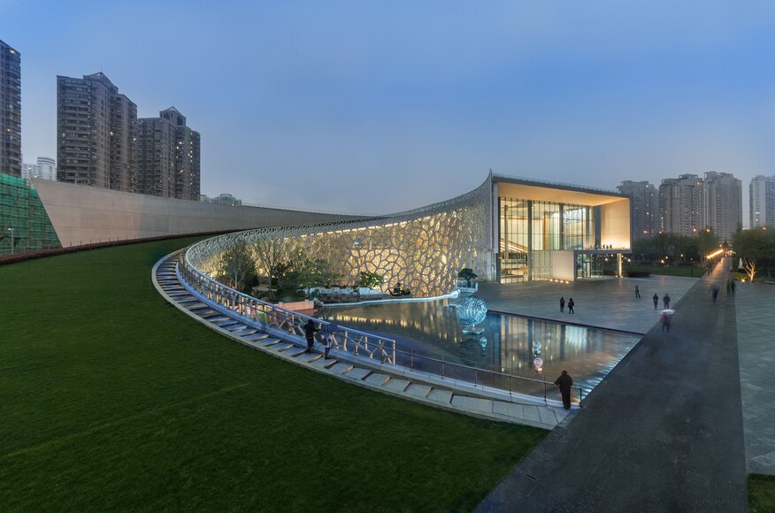 shanghai natural history museum architect magazine perkins will shanghai china cultural. Black Bedroom Furniture Sets. Home Design Ideas