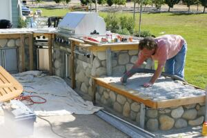 A Reinforced Mortar Bed Substrate Is Key To Success