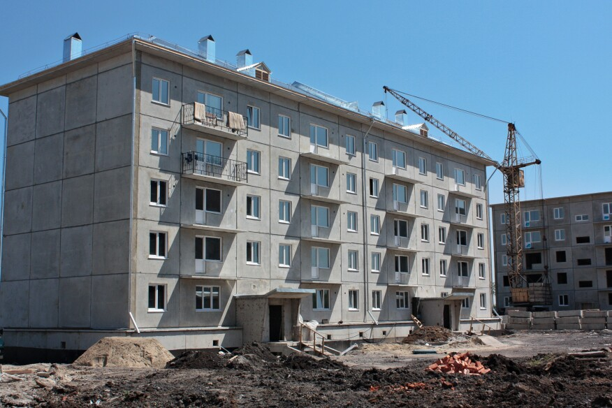 Design makes a difference in affordable housing for Affordable construction