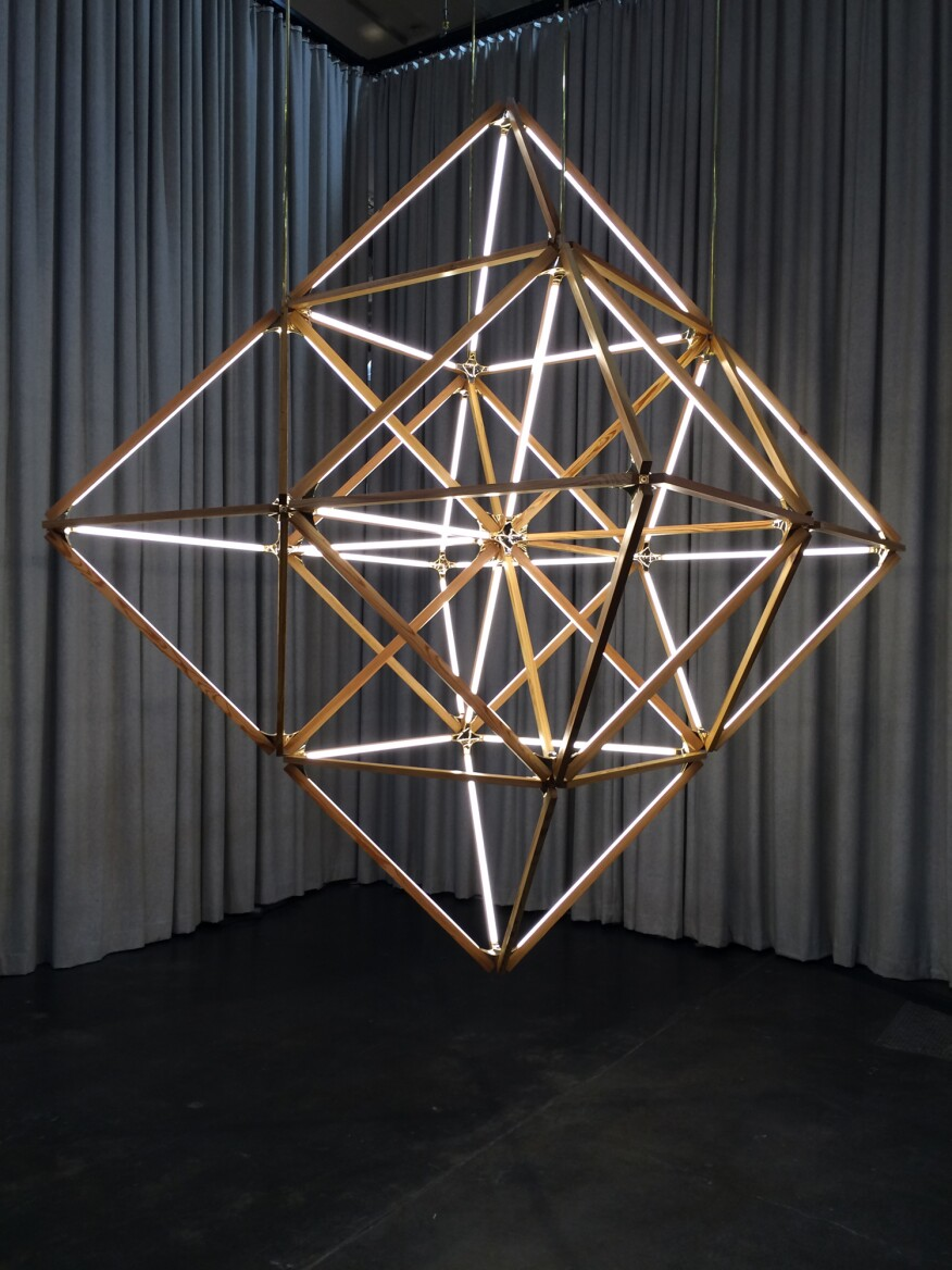 reclaimed lighting. The X Diamond 3/60 On Display At ICFF In New York. Reclaimed Lighting