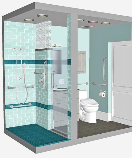 Cost Vs Value Project Bath Remodel Universal Design