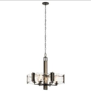 New chandeliers sconces and pendants by kichler builder magazine the aberdeen by kichler pictured here as a pendant chandelier aloadofball Choice Image