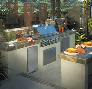 Cook Out Custom Home Magazine Outdoor Rooms Living