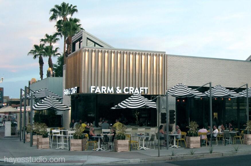 Farm craft architect magazine hayes inc for Farm and craft scottsdale