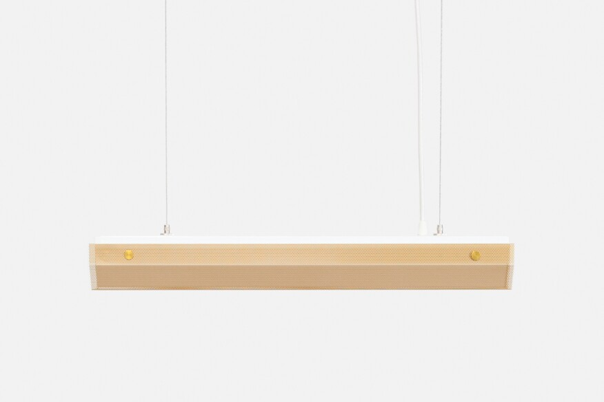 Rich brilliant willing makes its move architectural for Suspension 3 branches