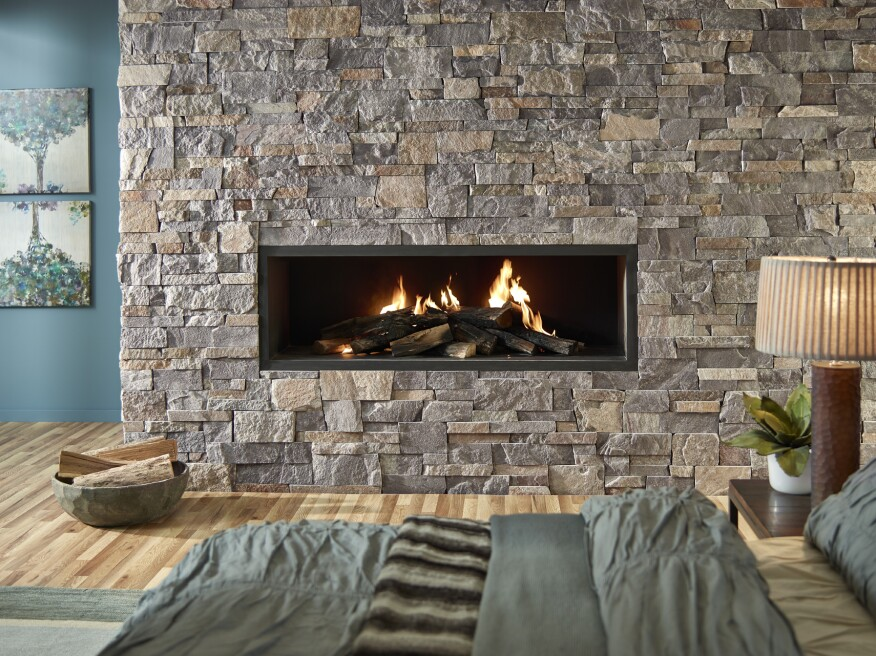 Aptly Named 246ledge Is Eldorado Stone S Newest Ledgestone Option Saw Cut Dimensionally At 2 4 And 6 Inch Heights For Uniformity Ease Of