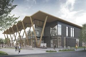 Southwest library architect magazine perkins will washington