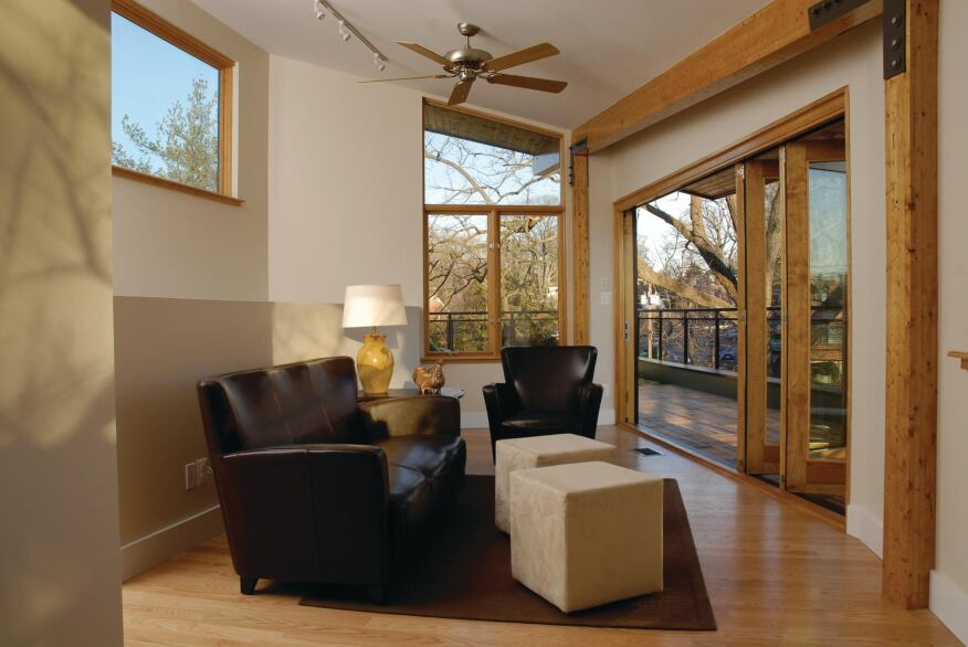 Achieving Privacy in Urban Locations | Builder Magazine | Products ...