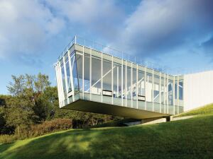 Architect S Dream House Becomes Reality In The Berkshires