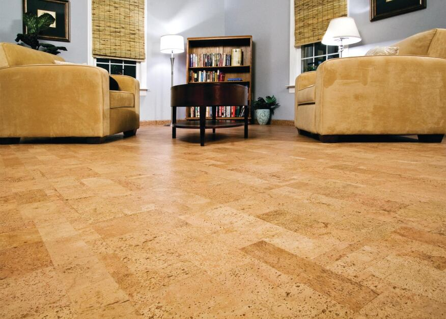 New Flooring Options Push The Style Envelope