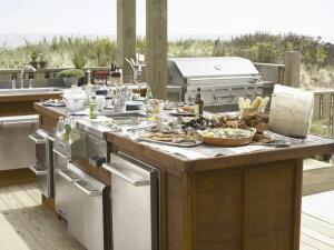 kitchenaid outdoor kitchen rotisserie kitchenaid outdoor appliance collection remodeling