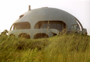 hurricane proof dome home hits the market near charleston concrete
