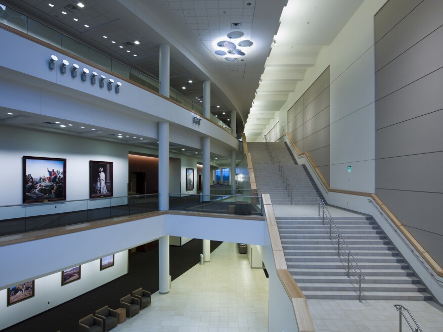 Byu idaho center