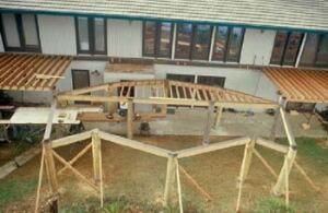 Framing a Deck With Big Timbers | Professional Deck Builder