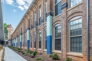 Textile Mill Brought Back To Life In Graham N C Housing