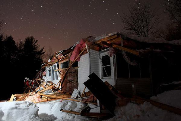 Snow Rain Cause Roof Collapses In Northeast Jlc Online